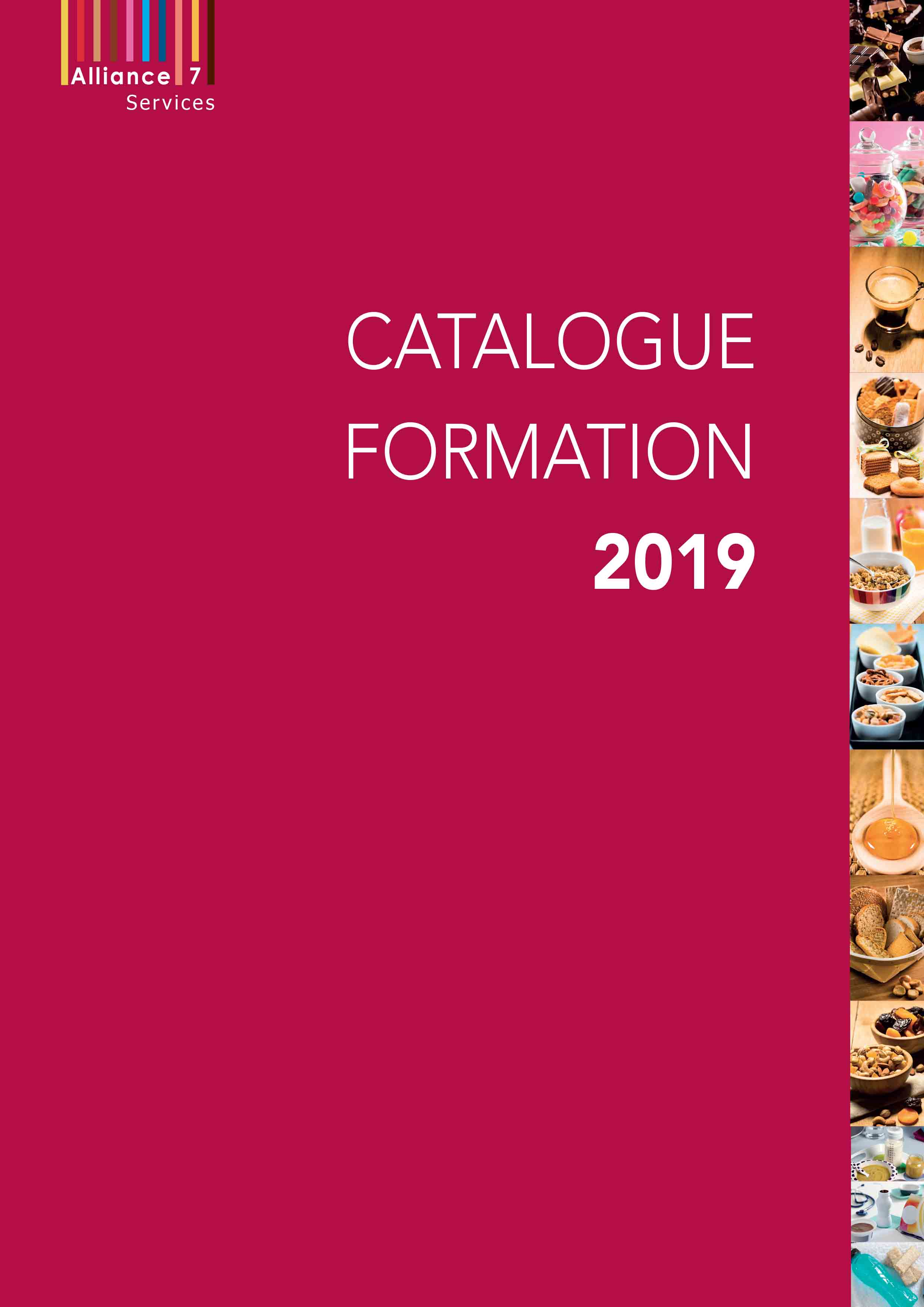 Découvrez le catalogue des formations 2019