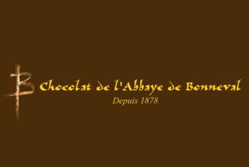 Logo Chocolat Abbaye de Bonneval